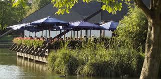 Restaurant Le Pavillon Parc de Merl