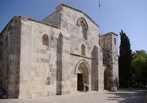 Church of St Anne in Jerusalem