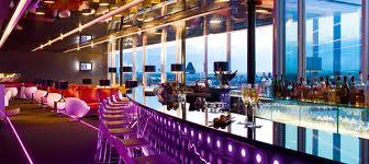 Coco Mango Bar Sofitel Luxembourg