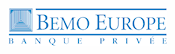 Logo of Bemo Europe Banque Privee which sponsors Cercle Libanais Luxembourg